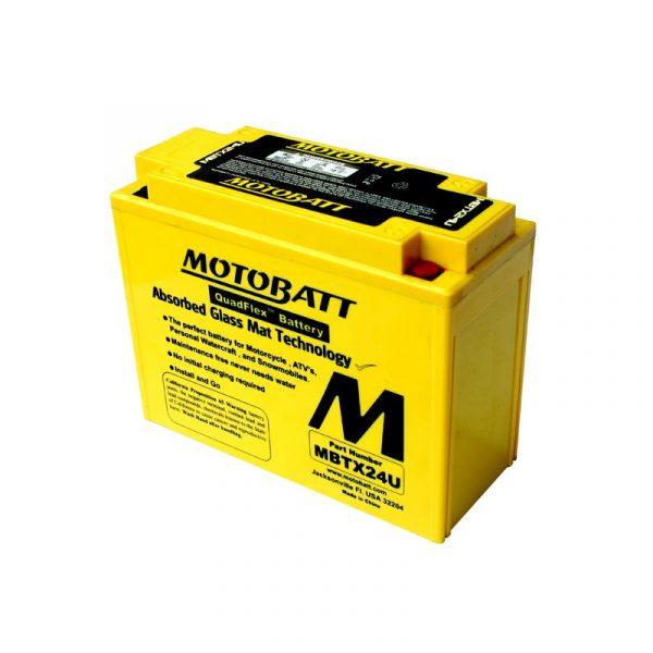 Batería MOTOBATT MBTX24U